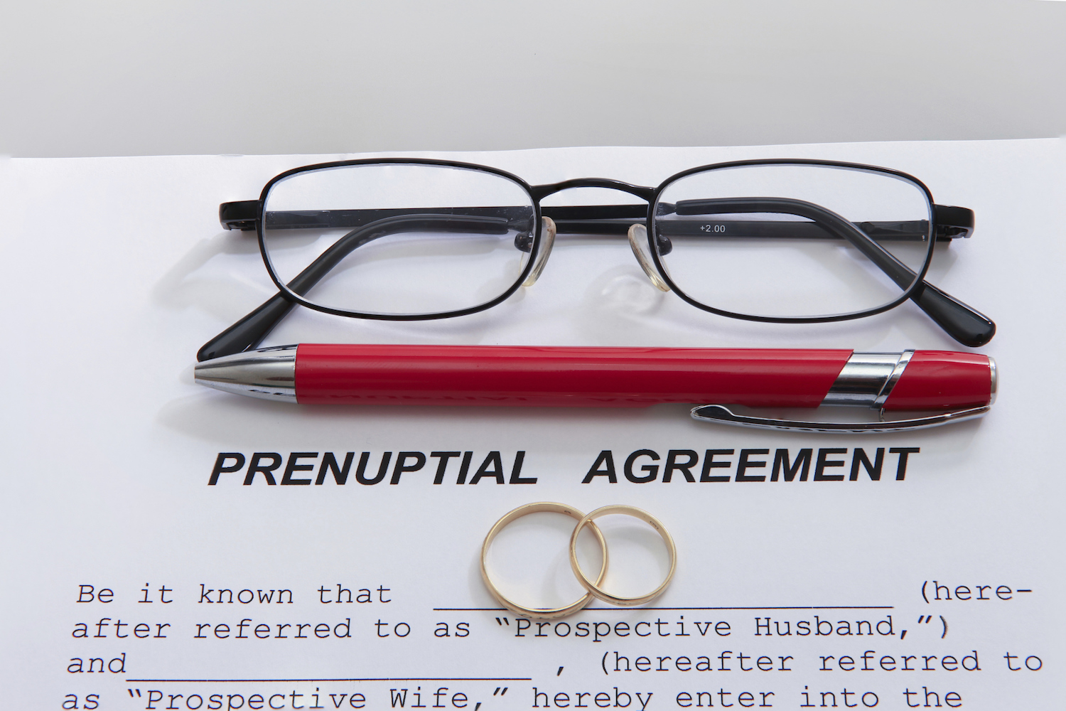 Prenuptial Agreements Part 3 How To Ask For A Prenup Babbitt